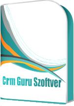 CRM Guru szoftver